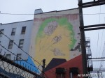 151 AHA MEDIA films W2 Soul Garden Mural in Vancouver Downtown Eastside (DTES)
