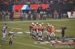 152 AHA MEDIA films 2011 Grey Cup - BC Lions vs Winnipeg Blue Bombers in Vancouver