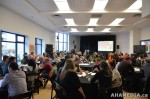 153 AHA MEDIA films Knowledge event in Vancouver Downtown EASTSIDE(DTES)