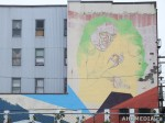 153 AHA MEDIA films W2 Soul Garden Mural in Vancouver Downtown Eastside (DTES)