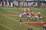 156 AHA MEDIA films 2011 Grey Cup - BC Lions vs Winnipeg Blue Bombers in Vancouver