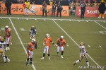 160 AHA MEDIA films 2011 Grey Cup - BC Lions vs Winnipeg Blue Bombers in Vancouver