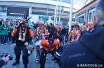 17 AHA MEDIA films 2011 Grey Cup - BC Lions vs Winnipeg Blue Bombers in Vancouver