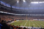 177 AHA MEDIA films 2011 Grey Cup - BC Lions vs Winnipeg Blue Bombers in Vancouver