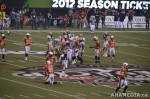 178 AHA MEDIA films 2011 Grey Cup - BC Lions vs Winnipeg Blue Bombers in Vancouver