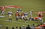 180 AHA MEDIA films 2011 Grey Cup - BC Lions vs Winnipeg Blue Bombers in Vancouver