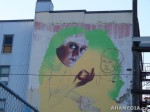 188 AHA MEDIA films W2 Soul Garden Mural in Vancouver Downtown Eastside (DTES)