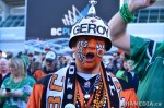 19 AHA MEDIA films 2011 Grey Cup - BC Lions vs Winnipeg Blue Bombers in Vancouver