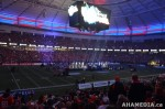 194 AHA MEDIA films 2011 Grey Cup - BC Lions vs Winnipeg Blue Bombers in Vancouver