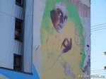 195 AHA MEDIA films W2 Soul Garden Mural in Vancouver Downtown Eastside (DTES)