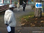 20 AHA MEDIA films DTES residents voting on Nov 19 2011 in Vancouver