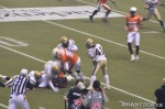 210 AHA MEDIA films 2011 Grey Cup - BC Lions vs Winnipeg Blue Bombers in Vancouver