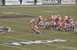 217 AHA MEDIA films 2011 Grey Cup - BC Lions vs Winnipeg Blue Bombers in Vancouver