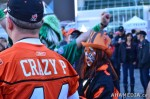 22 AHA MEDIA films 2011 Grey Cup - BC Lions vs Winnipeg Blue Bombers in Vancouver
