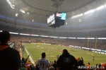 220 AHA MEDIA films 2011 Grey Cup - BC Lions vs Winnipeg Blue Bombers in Vancouver