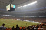 221 AHA MEDIA films 2011 Grey Cup - BC Lions vs Winnipeg Blue Bombers in Vancouver