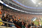 222 AHA MEDIA films 2011 Grey Cup - BC Lions vs Winnipeg Blue Bombers in Vancouver