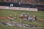 226 AHA MEDIA films 2011 Grey Cup - BC Lions vs Winnipeg Blue Bombers in Vancouver