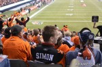 227 AHA MEDIA films 2011 Grey Cup - BC Lions vs Winnipeg Blue Bombers in Vancouver