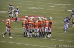 231 AHA MEDIA films 2011 Grey Cup - BC Lions vs Winnipeg Blue Bombers in Vancouver