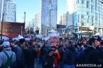 24 AHA MEDIA films 2011 Grey Cup - BC Lions vs Winnipeg Blue Bombers in Vancouver