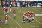 240 AHA MEDIA films 2011 Grey Cup - BC Lions vs Winnipeg Blue Bombers in Vancouver