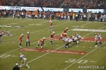 245 AHA MEDIA films 2011 Grey Cup - BC Lions vs Winnipeg Blue Bombers in Vancouver