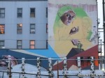 247 AHA MEDIA films W2 Soul Garden Mural in Vancouver Downtown Eastside (DTES)