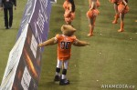 250 AHA MEDIA films 2011 Grey Cup - BC Lions vs Winnipeg Blue Bombers in Vancouver