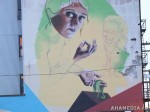 250 AHA MEDIA films W2 Soul Garden Mural in Vancouver Downtown Eastside (DTES)