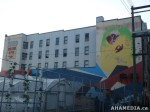 251 AHA MEDIA films W2 Soul Garden Mural in Vancouver Downtown Eastside (DTES)