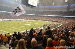 252 AHA MEDIA films 2011 Grey Cup - BC Lions vs Winnipeg Blue Bombers in Vancouver