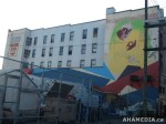 252 AHA MEDIA films W2 Soul Garden Mural in Vancouver Downtown Eastside (DTES)