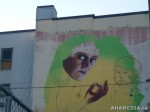 253 AHA MEDIA films W2 Soul Garden Mural in Vancouver Downtown Eastside (DTES)