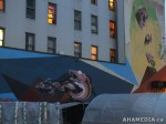 260 AHA MEDIA films W2 Soul Garden Mural in Vancouver Downtown Eastside (DTES)