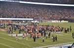 264 AHA MEDIA films 2011 Grey Cup - BC Lions vs Winnipeg Blue Bombers in Vancouver