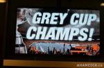 270 AHA MEDIA films 2011 Grey Cup - BC Lions vs Winnipeg Blue Bombers in Vancouver