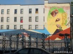 279 AHA MEDIA films W2 Soul Garden Mural in Vancouver Downtown Eastside (DTES)