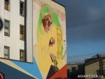 294 AHA MEDIA films W2 Soul Garden Mural in Vancouver Downtown Eastside (DTES)