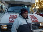 30 AHA MEDIA films DTES residents voting on Nov 19 2011 in Vancouver