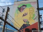 303 AHA MEDIA films W2 Soul Garden Mural in Vancouver Downtown Eastside (DTES)