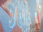 309 AHA MEDIA films W2 Soul Garden Mural in Vancouver Downtown Eastside (DTES)