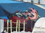 310 AHA MEDIA films W2 Soul Garden Mural in Vancouver Downtown Eastside (DTES)