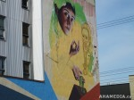 313 AHA MEDIA films W2 Soul Garden Mural in Vancouver Downtown Eastside (DTES)