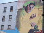 314 AHA MEDIA films W2 Soul Garden Mural in Vancouver Downtown Eastside (DTES)