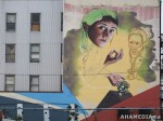 318 AHA MEDIA films W2 Soul Garden Mural in Vancouver Downtown Eastside (DTES)