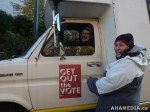 32 AHA MEDIA films DTES residents voting on Nov 19 2011 in Vancouver
