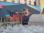 321 AHA MEDIA films W2 Soul Garden Mural in Vancouver Downtown Eastside (DTES)