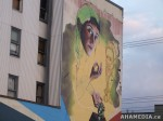 324 AHA MEDIA films W2 Soul Garden Mural in Vancouver Downtown Eastside (DTES)