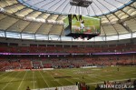 33 AHA MEDIA films 2011 Grey Cup - BC Lions vs Winnipeg Blue Bombers in Vancouver